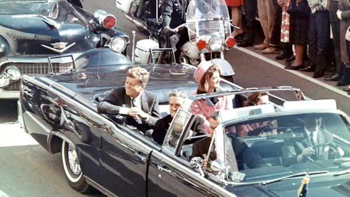 Former CIA head blames Khrushchev for Kennedy's death 1