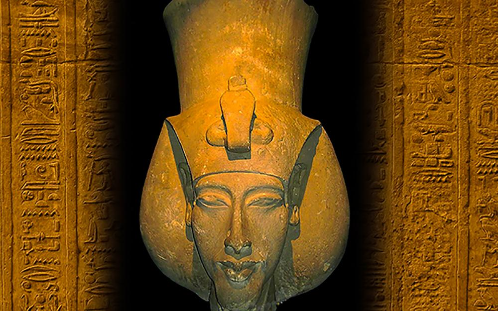 Who or what was the Egyptian Pharaoh Akhenaten? Deciphering His DNA Provides Answers 1