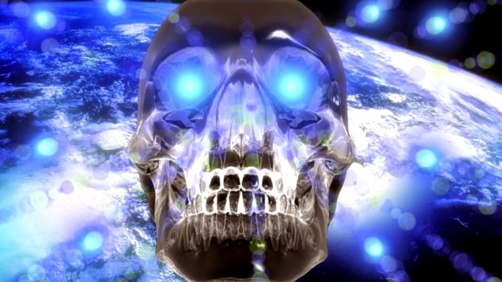 Ufologist said that the found crystal skull refers to aliens 1