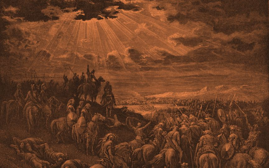 "What does the Bible and Aztec myths say about the day when ""the Sun Stood Still"" 2"