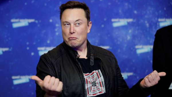 Elon Musk said the Americans did not fly to the moon in 1969 13