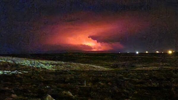 For the first time in 6,000 years. Volcanic eruption in Iceland, the latest information 20