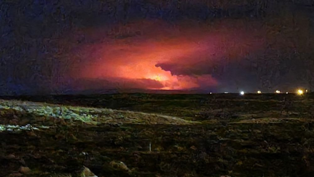 For the first time in 6,000 years. Volcanic eruption in Iceland, the latest information 1