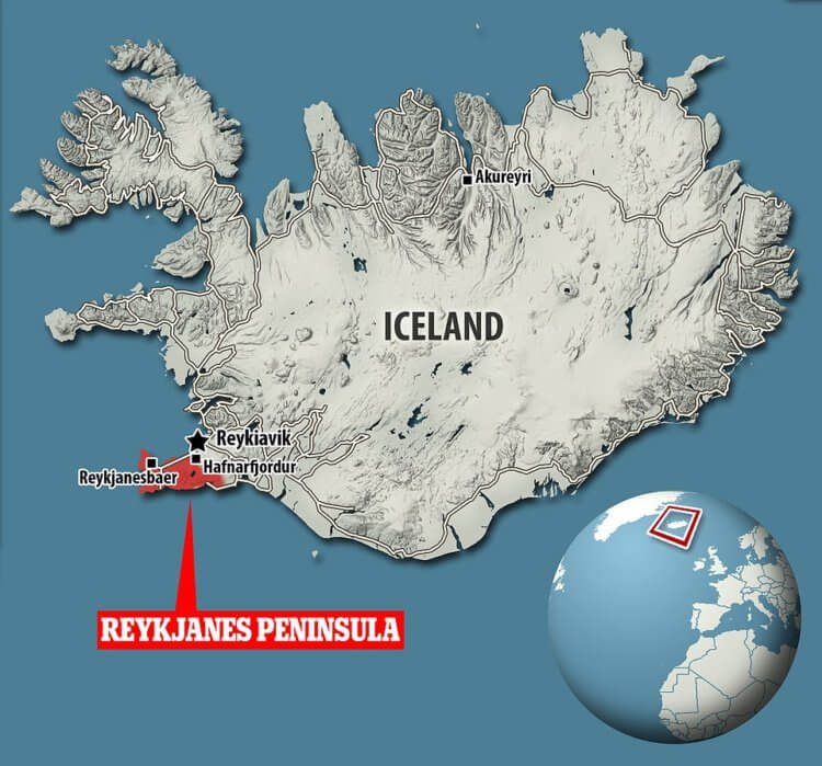 Pending disaster - An eruption in Icelandic volcanoes could mark the beginning of a volcanic period that will last for several centuries 4