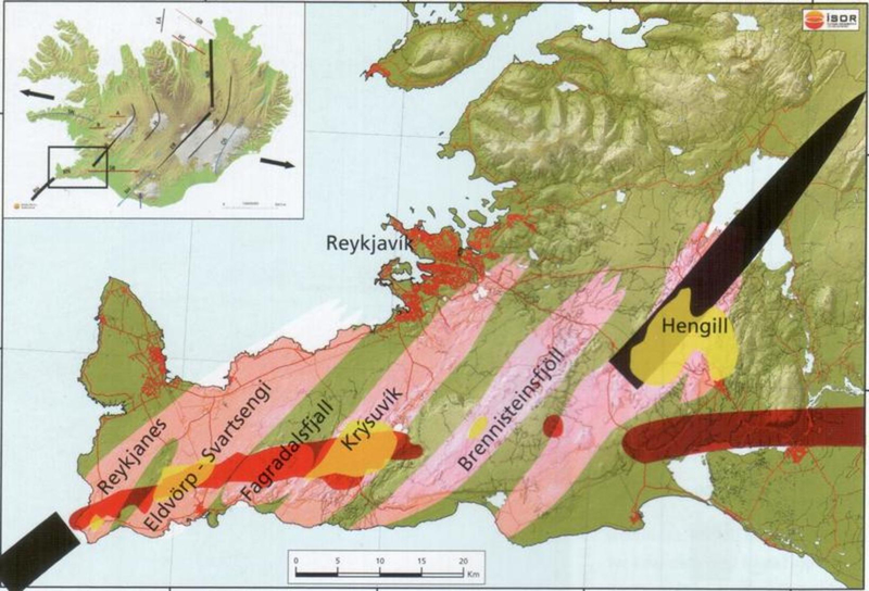 Pending disaster - An eruption in Icelandic volcanoes could mark the beginning of a volcanic period that will last for several centuries 6