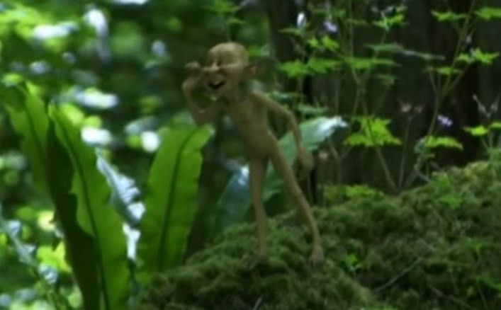 Fairy Hunter captures tiny green men in the forest - Paranormal News