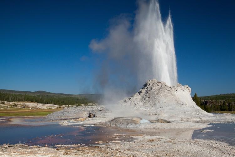 Upon awakening, the caldera can become a volcano of cyclopean dimensions.
