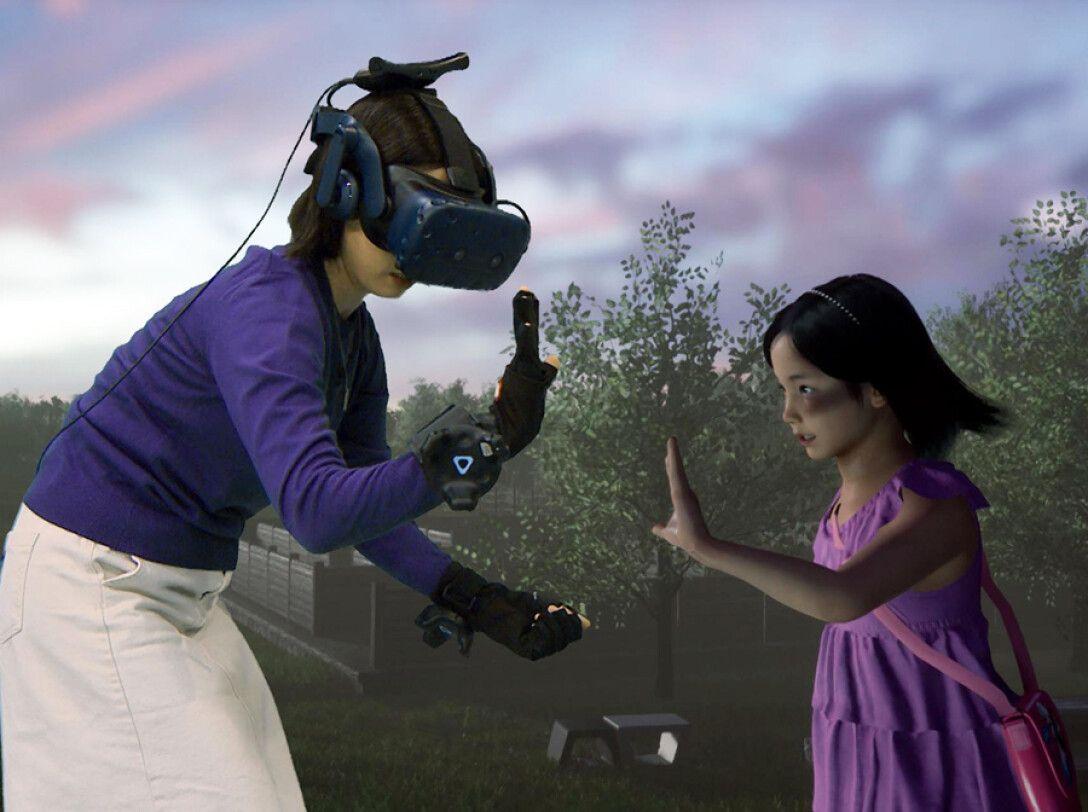 VR-technologies, virtual identity, digital duplicate