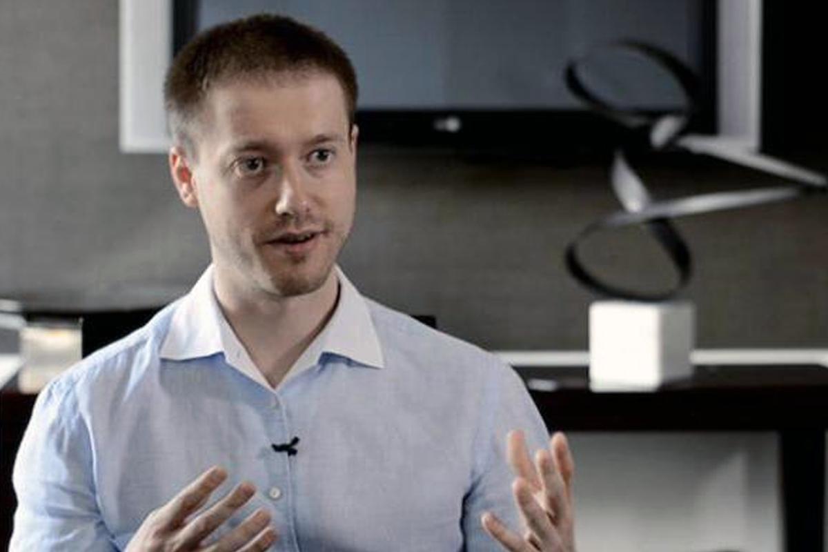Dmitry Ilyich Itskov - Russian economist, media mogul, founder of the Russia 2045 movement, junior partner of Konstantin Rykov and co-founder of New Media Stars, CEO of the newspaper Vzglyad