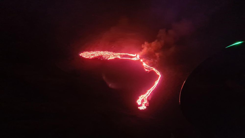 For the first time in 6,000 years. Volcanic eruption in Iceland, the latest information 2