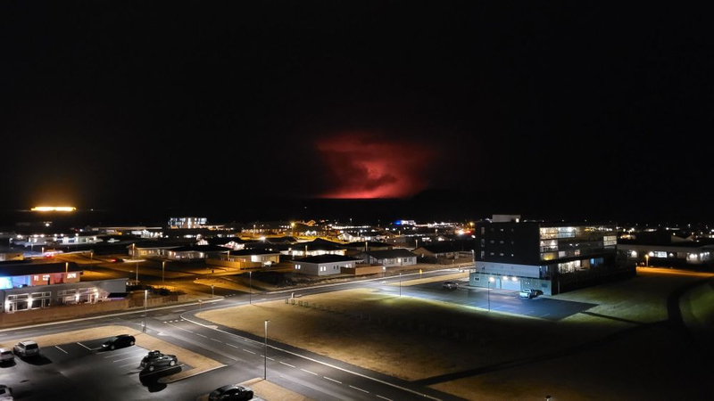 For the first time in 6,000 years. Volcanic eruption in Iceland, the latest information 4
