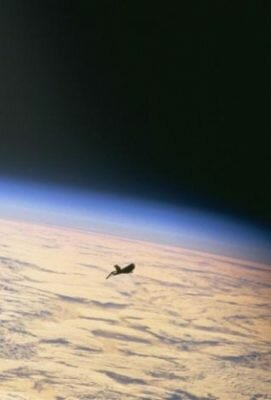 Image taken during the Endeavor STS-88 mission.  Source: NASA.