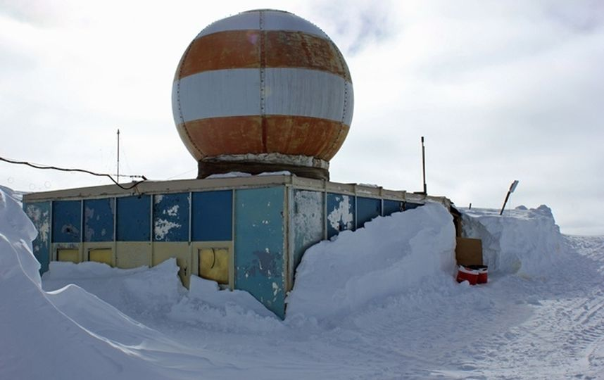 The secrets of Antarctica are in the reliable hands of the uS and Russian special services? 1
