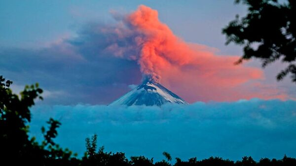 Thousands of earthquakes a year: the United States prepares for the largest volcano in the world To Erupt 8