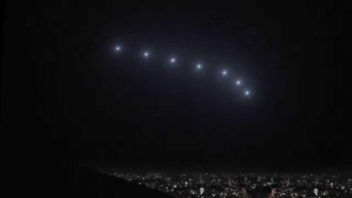 UFOs over Phoenix: facts that are not customary to talk about 1