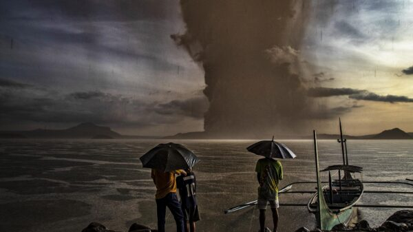 Volcanic hell: The eruption of the Taal supervolcano in Philippines is the beginning of a chain reaction 7