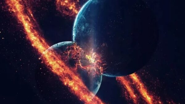 Scientists have discovered fragments of another world inside the Earth 8