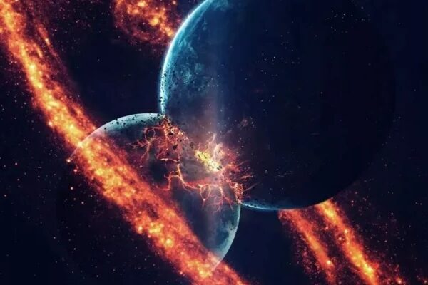 Scientists have discovered fragments of another world inside the Earth 3