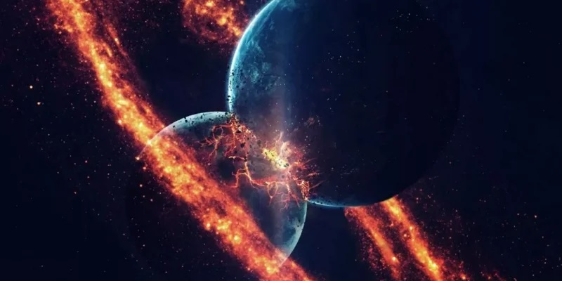 Scientists have discovered fragments of another world inside the Earth 1