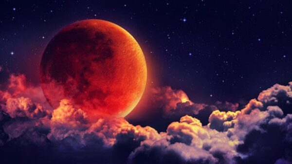May 26th: If the blood moon strikes the ominous omen, will something big happen? 4