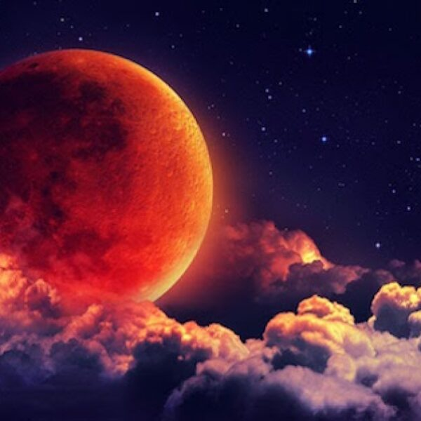 May 26th: If the blood moon strikes the ominous omen, will something big happen? 3