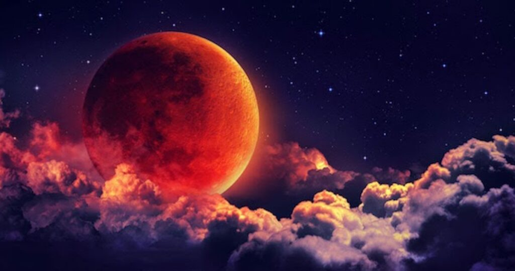 May 26th: If the blood moon strikes the ominous omen, will something big happen? 1