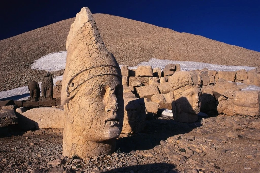 Revolutionary discovery of a lost civilization proves the Bible is right 1