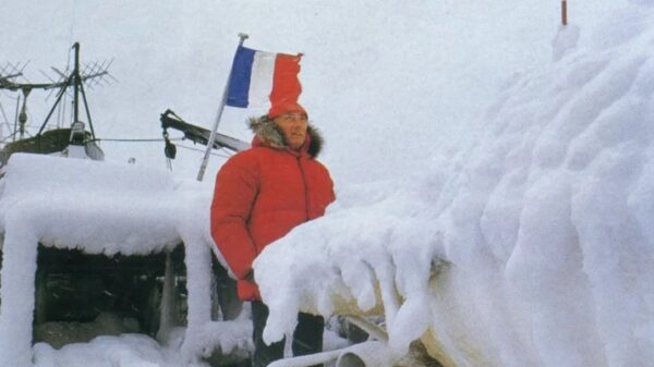 Jacques Yves Cousteau's mysterious expedition to Antarctica. What happened there? 13