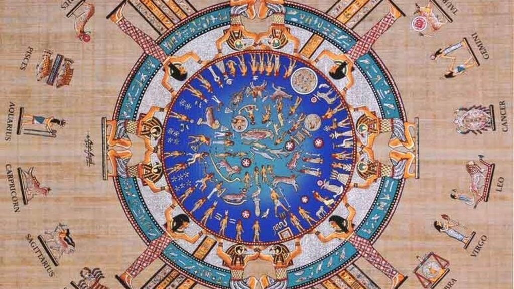 Dendera Zodiac is one of the most ancient astronomical messages left to mankind 1