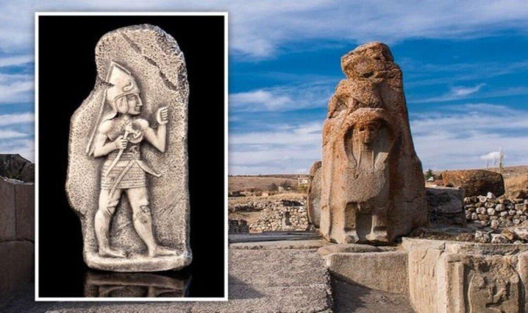 hittites, statue, figurine, photo