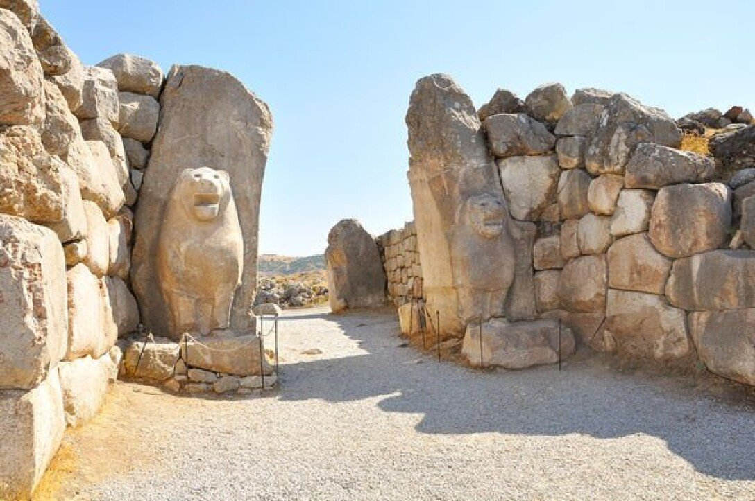 gate, lions, walls, capital, photo