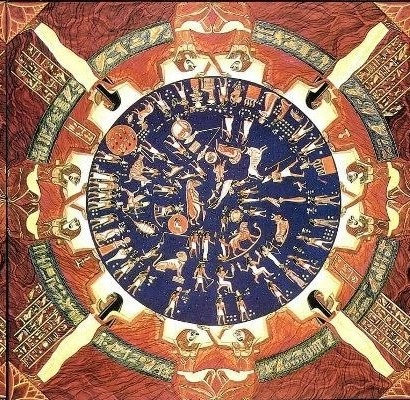Dendera Zodiac is one of the most ancient astronomical messages left to mankind 2