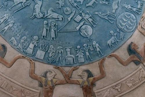 Dendera Zodiac is one of the most ancient astronomical messages left to mankind 3