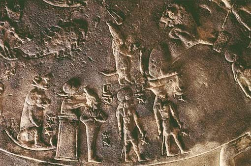 Dendera Zodiac is one of the most ancient astronomical messages left to mankind 4