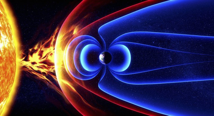 The state of the Earth's magnetic field indicates that it will soon shut down completely 2