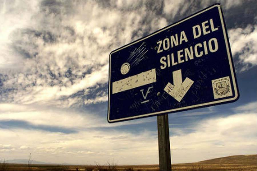 "Mexican Zone of Silence: The Unsolved Mystery of Mexico's ""Quiet Region"" 1"