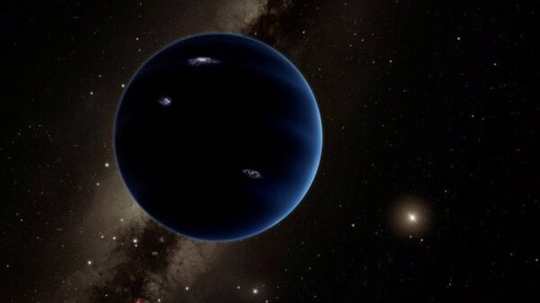 The ninth planet may not be hiding at all where we thought earlier 9