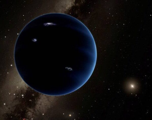 The ninth planet may not be hiding at all where we thought earlier 17