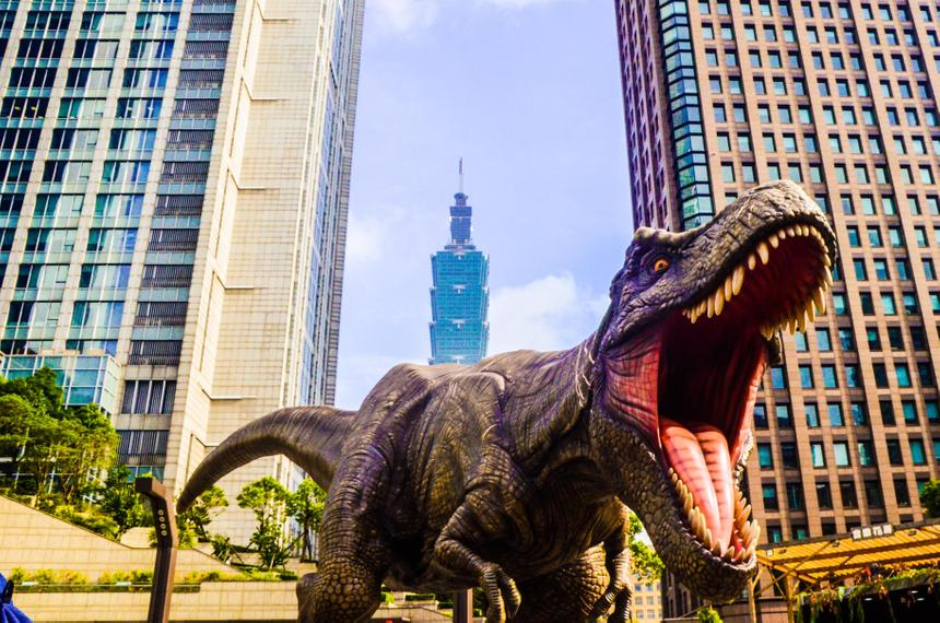 Neuralink Co-Founder proposes to build a real Jurassic Park and resurrect dinosaurs 1