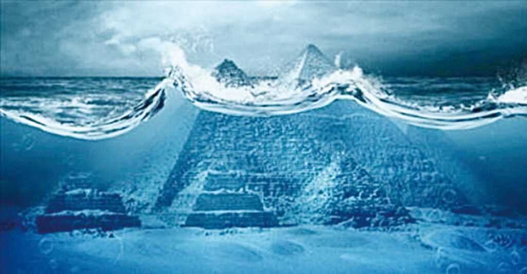 The Enigma with the Sphinx being underwater for more than 800,000 years 2