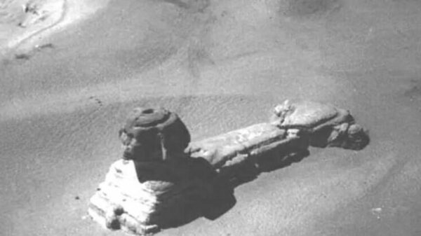 The Enigma with the Sphinx being underwater for more than 800,000 years 6