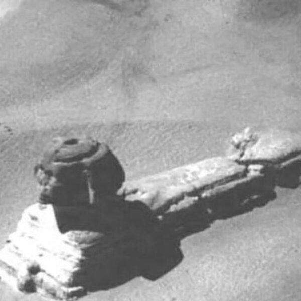 The Enigma with the Sphinx being underwater for more than 800,000 years 3