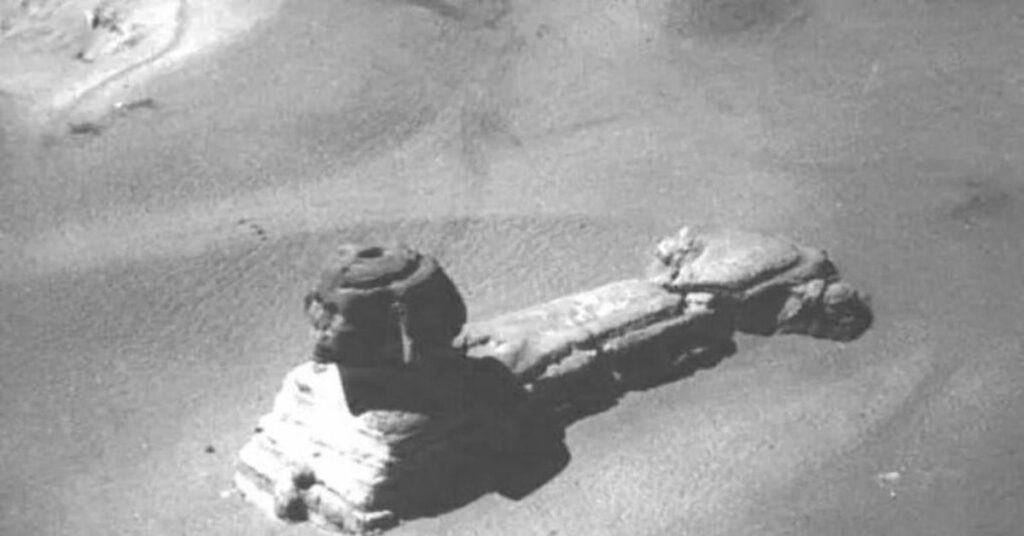 The Enigma with the Sphinx being underwater for more than 800,000 years 1