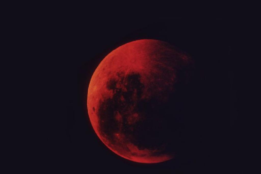 May 26th: If the blood moon strikes the ominous omen, will something big happen? 2