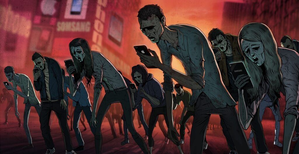 Covid Apocalypse. Has the world zombification just begun? 1