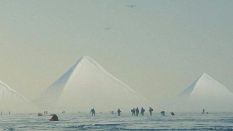 Scientists have discovered pyramids in Antarctica: experts said that the history of mankind may be completely different 1