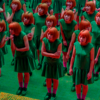 Clones and avatars. Are you sure you are not a clone yourself? 27