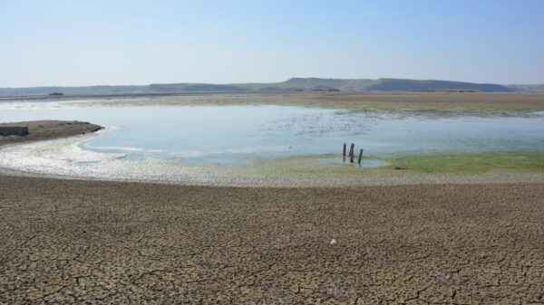 Euphrates is drying up: For the first time in history the water level dropped by 5 meters! - What the Revelation of John says 23