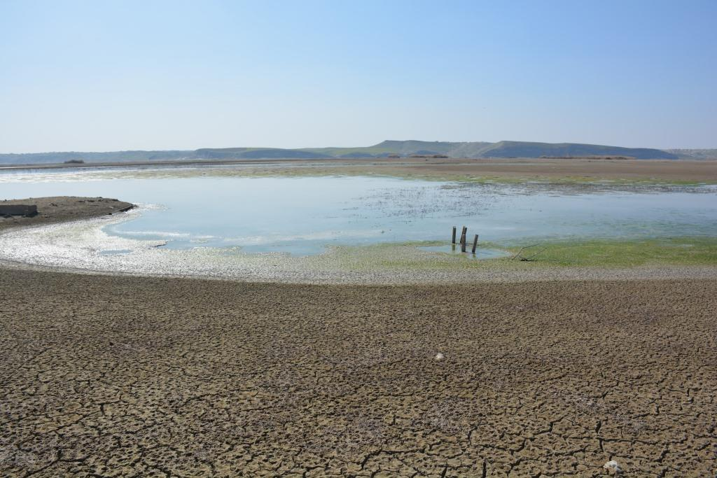 Euphrates is drying up: For the first time in history the water level dropped by 5 meters! - What the Revelation of John says 1