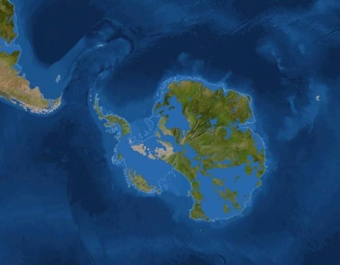 Global warming: Florida will drown altogether, like Atlantis 2